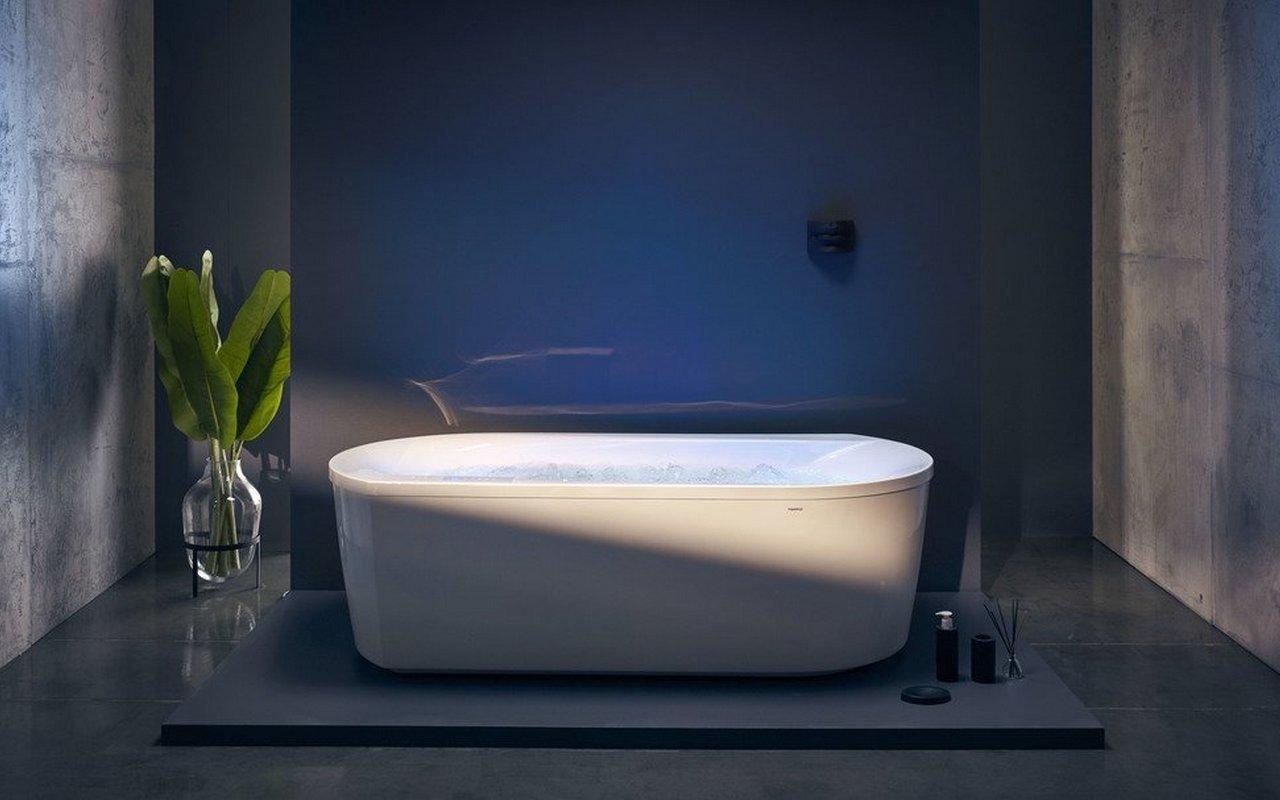Aquatica Purescape™ 107-Wht HydroRelax vanna ar gaisa sprauslām, balta (220/240V/ 50/60Hz ASV/starptaut.) picture № 0