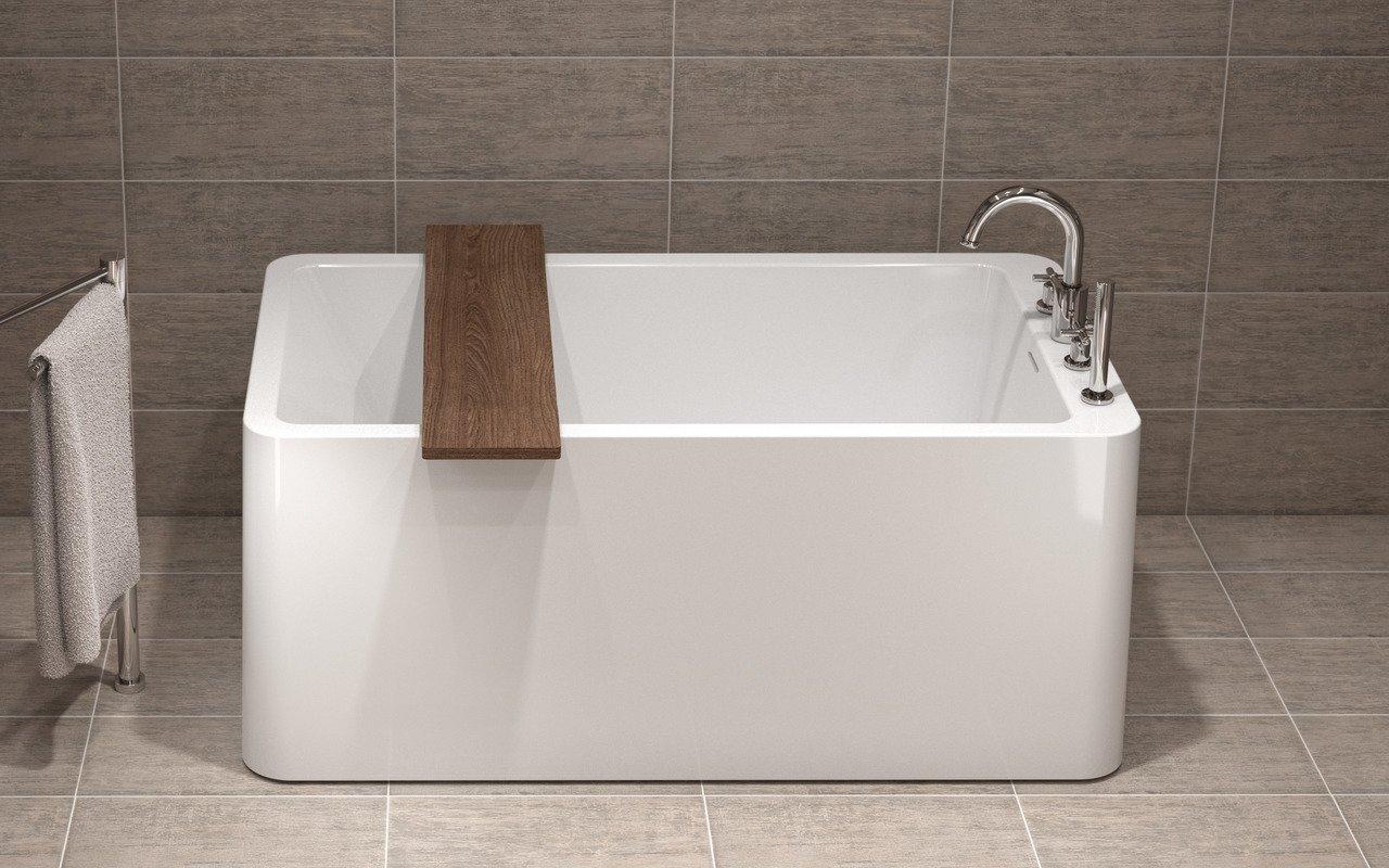 Aquatica Purescape™ 327B brīvstāvoša akrila vanna picture № 0