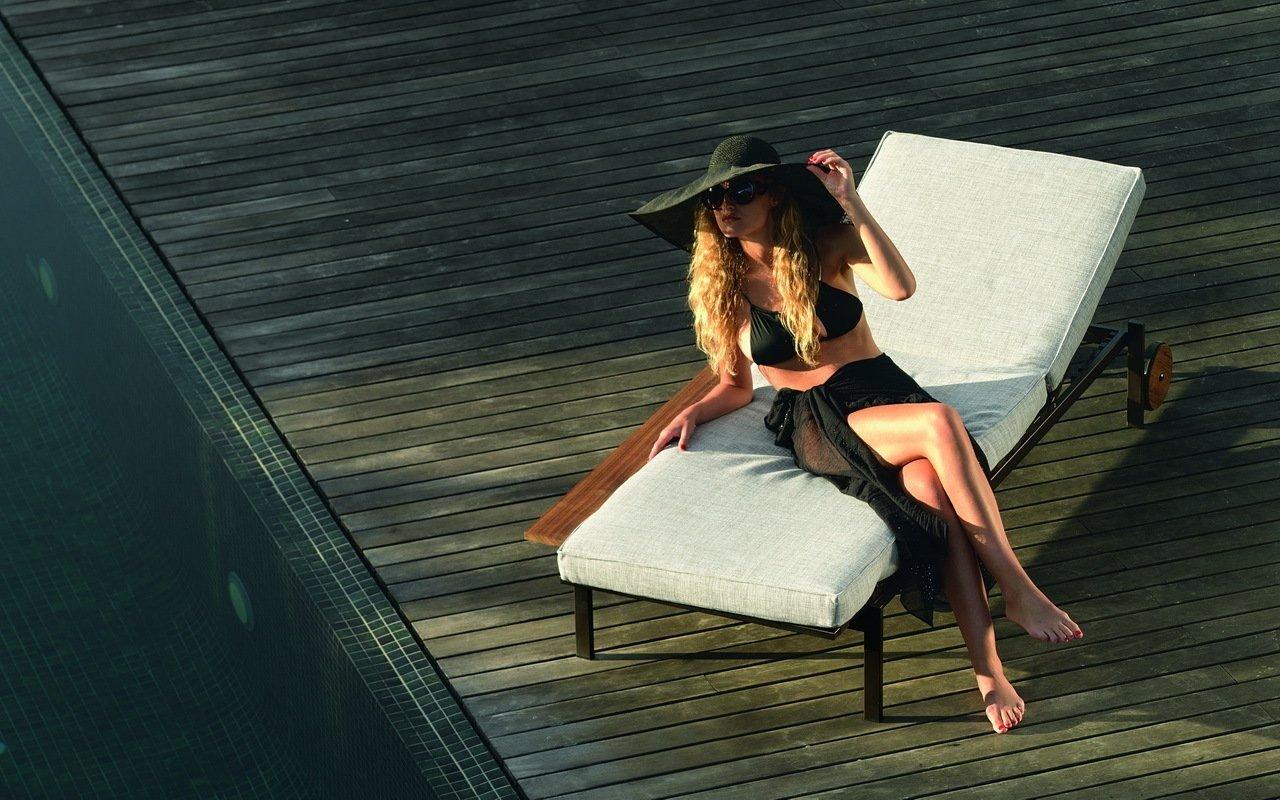 Casilda sauļošanās krēsls, Talenti dizains picture № 0