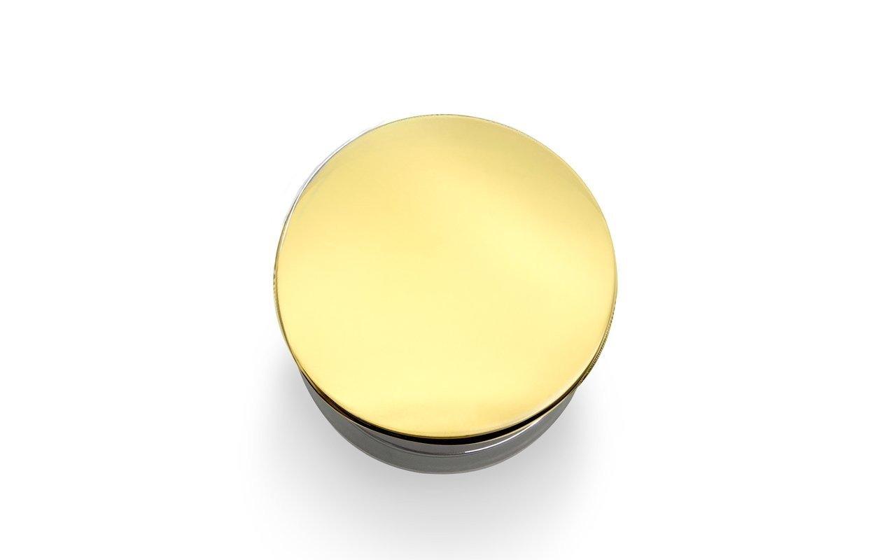 Euroclicker Int Gold Bathtub Drain (Gold) 02 (web)