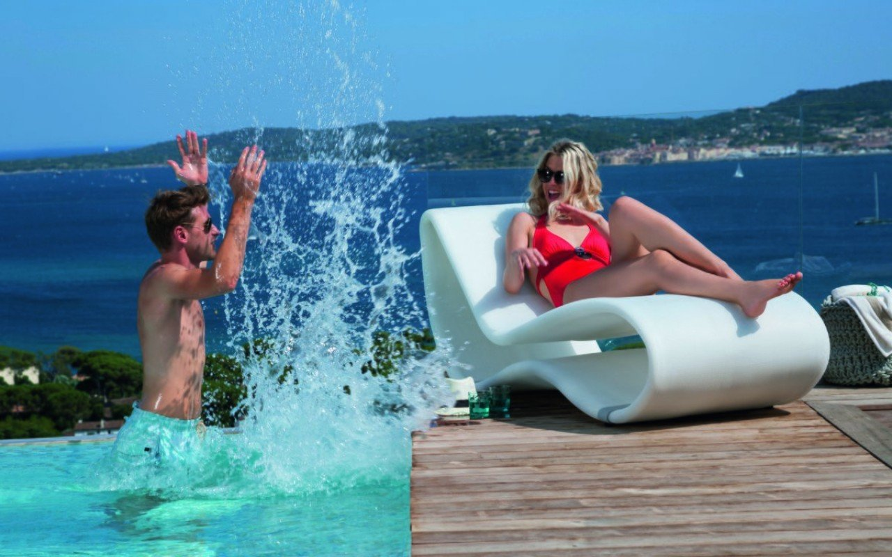 Breez 2 sauļošanās krēsls, Talenti dizains picture № 0