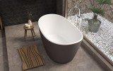Aquatica Purescape 748M Freestanding Grey Brown Wht Solid Surface Bathtub Fine Matte 04 (web)
