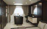Aquatica True Ofuro Mini Black Freestanding Stone Bathtub 02 (web)
