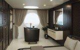 True Ofuro Mini Black Tranquility Heated Japanese Bathtub 220 240V 50 60Hz 03 (web)