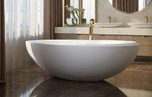 Aquatica Illusion White Freestanding Solid Surface Bathtub 01 (web)