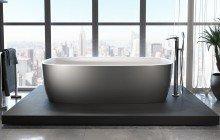 Aquatica coletta gunmetal wht freestanding solid surface bathtub 03 (web)