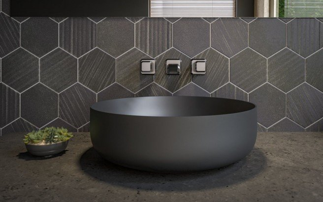 Aquatica Aurora Wht Round Stone Bathroom Vessel Sink 01 (web)