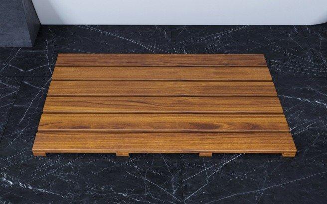 Aquatica Universal 33.5 Waterproof Iroko Wood Bath Shower Floor Mat 01 (web)
