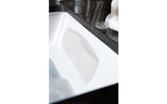 Bath Headrest Vanilla Wht web 1