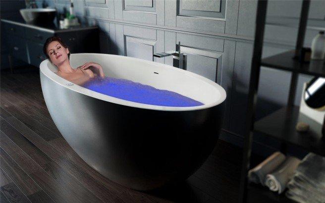 Sensuality mini f black wht relax freestanding solid surface bathtub by Aquatica 19 (web)
