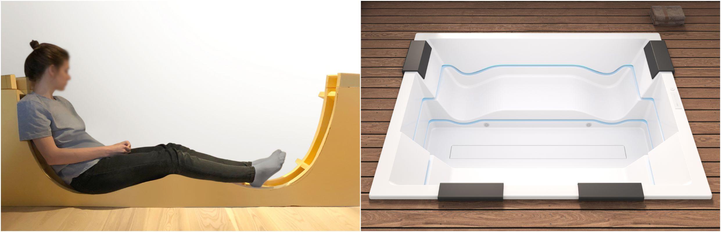 Ergonomicaly Designed Vibe Collage